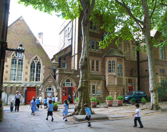 Gallery St Mary Abbots Church Of England Primary School W8